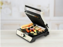 DELIMANO PERLA CONTACT GRILL & SANDWICH MAKER