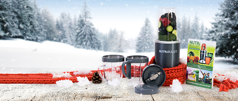 Smalcinātājblenderis NUTRIBULLET