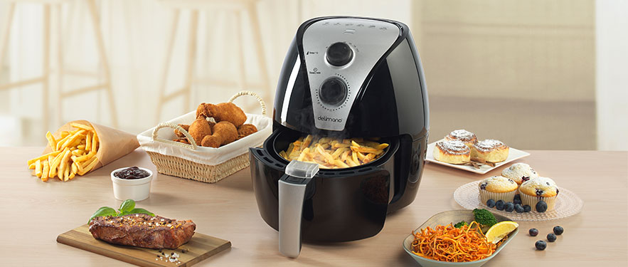 Aerogrils Air Fryer